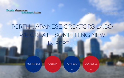 Perth Japanese Creators Labo Official Site